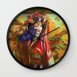 Suteki Wall Clock