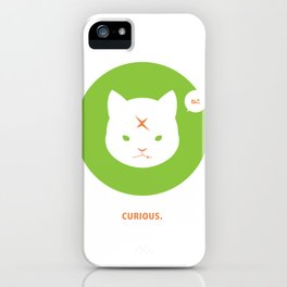00 : YANCHAKO CAT iPhone Case