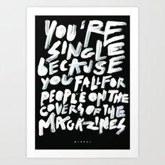 COVERS Art Print