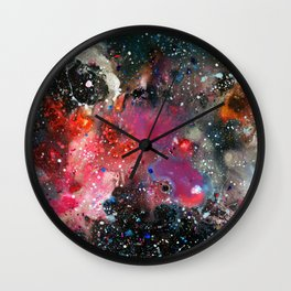 Chemistry of Nothing Wall Clock