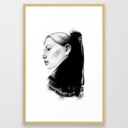 Seperation Framed Art Print