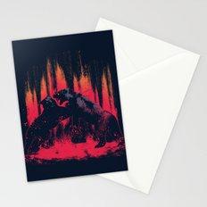 Brawl Stationery Cards