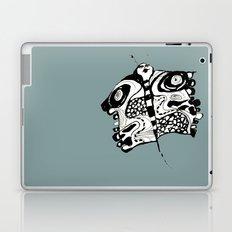 Butterfly GREEN Laptop & iPad Skin