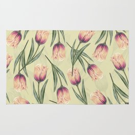 Tulipa pattern 2.3 Rug