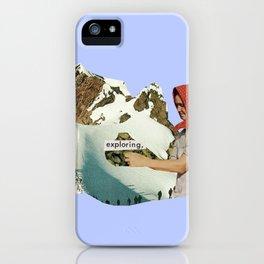Exploring iPhone Case