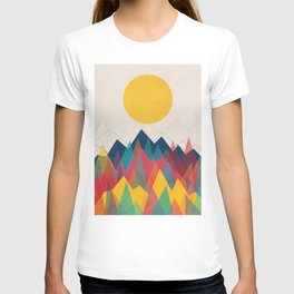 Uphill Battle T-shirt