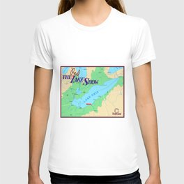 The REAL Lake Show - Cleveland T-shirt