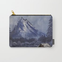 Twin Pines Cabin Carry-All Pouch