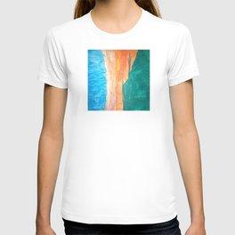 Nature Abstract T-shirt