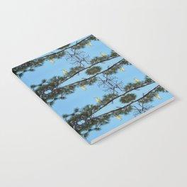White Egret 2 Notebook