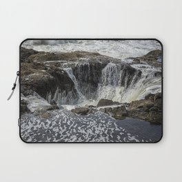 Thor's Well, No. 3 Laptop Sleeve