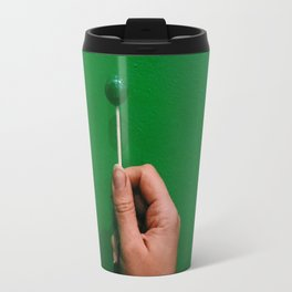 lollipop, meet wall Travel Mug
