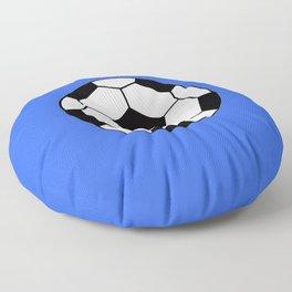 Ballon solitaire Floor Pillow