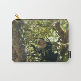 Capuchin Contemplation Carry-All Pouch