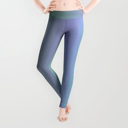 Inhale Peace, Exhale Ease Leggings