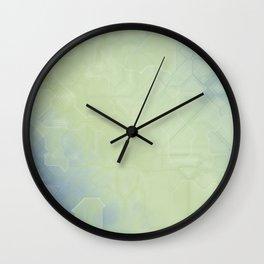 future fantasy country Wall Clock