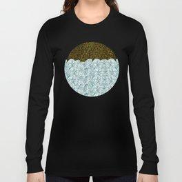 Sunny Tribal Seas Long Sleeve T-shirt
