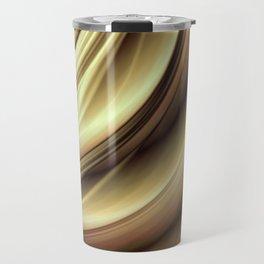 Spun Gold Travel Mug