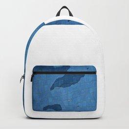 Blue Pool 2 Backpack