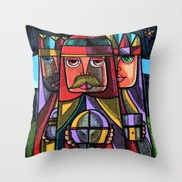 TRES REYES MAGOS 2012 Throw Pillow