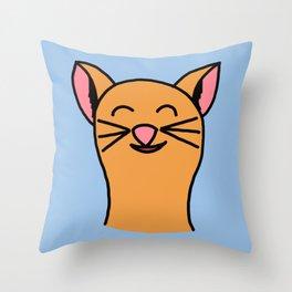 Adopt Thomas Throw Pillow