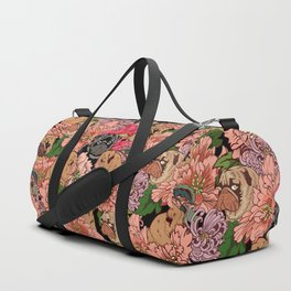 Because Pugs Duffle Bag