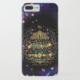 The Night Circus- Unexpected Places iPhone Case
