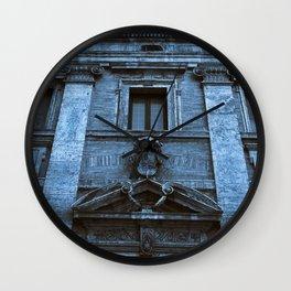 Chiesa S. Maria in Trivio of Rome Wall Clock