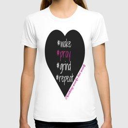 Wake Pray Grind T-shirt
