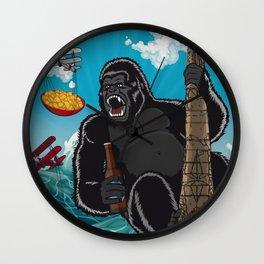 King kong Wall Clock