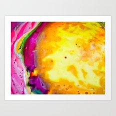 Psych Juice Art Print