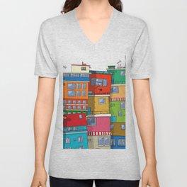 Favela Unisex V-Neck