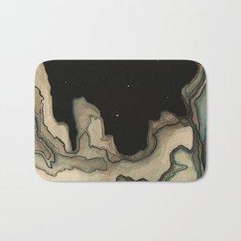 Space Land Bath Mat