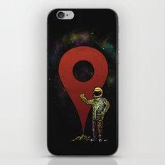 Destination Marked! iPhone & iPod Skin