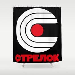 Strelok Shower Curtain