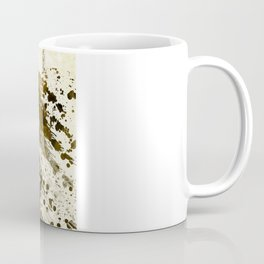 Splatter-Portrait Coffee Mug