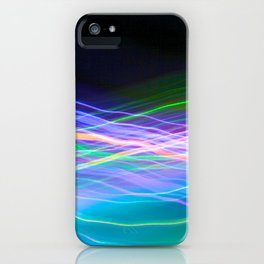 saturn frequency iPhone Case