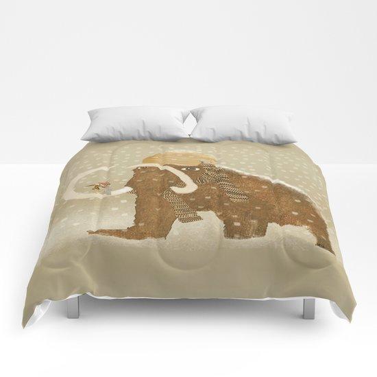 mammoth days  Comforters