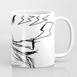 DoodleThor, Goat of Thunder Coffee Mug