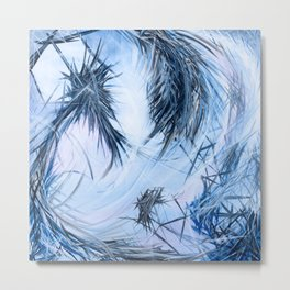 You Called Out For Me And So I Came To You (The Dreamer And The Night Terrors) Metal Print