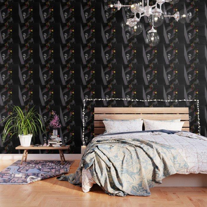 Flowers of night Wallpaper