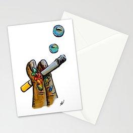 Sticky Fingers Stationery Cards