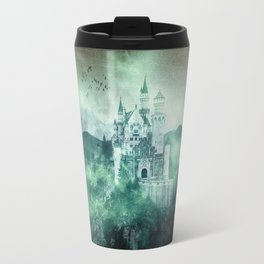 The dark fairytale - Bavarian Fairytale Castle Travel Mug