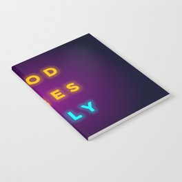 GOOD VIBES ONLY Notebook