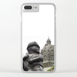 Botero Clear iPhone Case