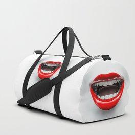 The singer Duffle Bag