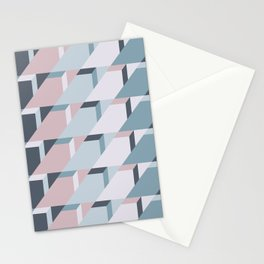 Nordic Winter #society6 #nordic #pattern Stationery Cards