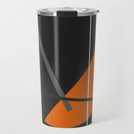 Geometric Abstract Art #8 Travel Mug