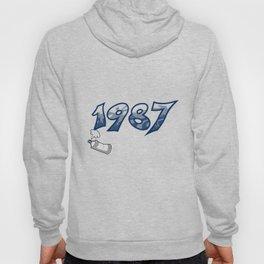 1987 (Graffiti) Hoody