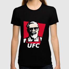 Funny Kfc Conor Mcgregor Ufc Men Comic Design Birthday T-Shirts T-shirt